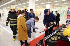 2019石家庄轨道交通119消防宣传月