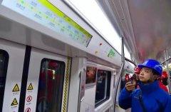 石家庄地铁3号线一期工程北段预计春节前开通